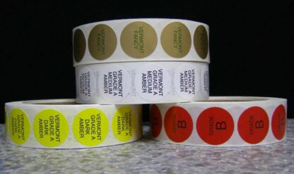 Grade Labels - Vermont-0