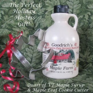 Maple Leaf Hostess Gift-0