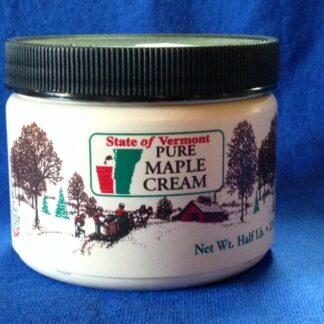 Maple Cream (Spreadable Fudge)-0