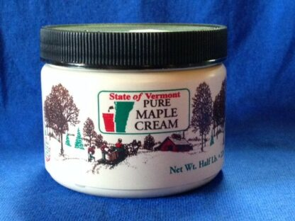 Maple Cream (Spreadable Fudge)-0