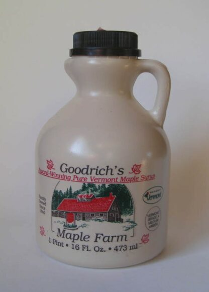 Maple Syrup Pints Case of 12-87